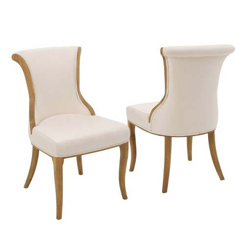 Set of 2 Lexia Dining Chair - Christopher Knight Home - image 1 of 4