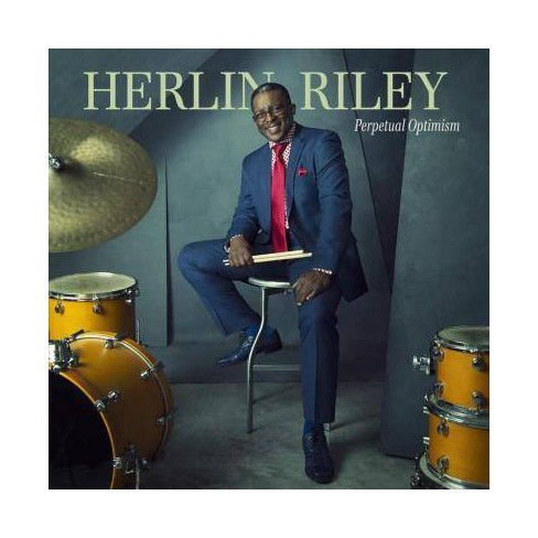 Herlin Riley - Perpetual Optimism (CD) - image 1 of 1