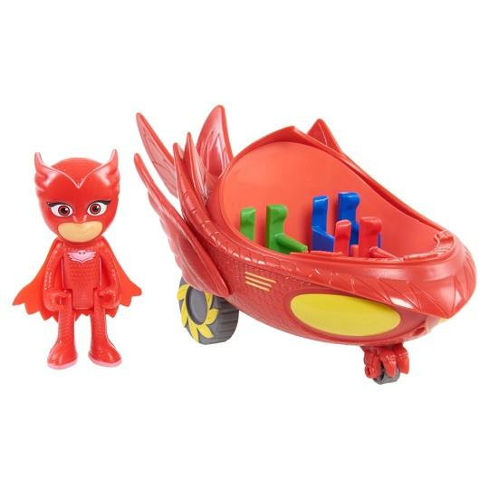 PJ Masks Toy Vehicle Owlette Flyer image number null