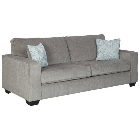 Magnificent Queen Altari Sofa Sleeper Alloy Signature Design By Ashley Download Free Architecture Designs Terchretrmadebymaigaardcom