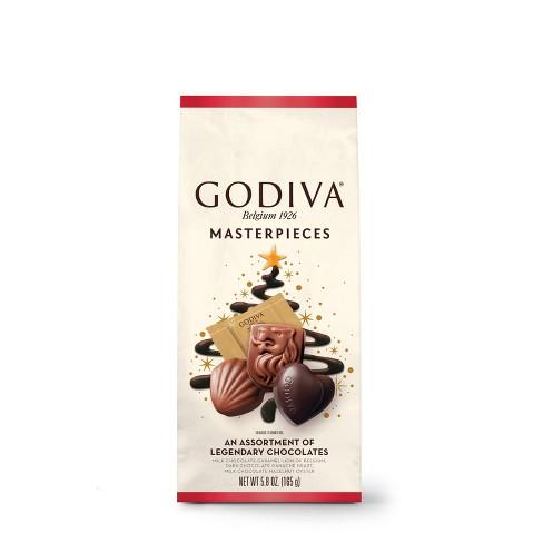 Godiva Masterpiece Holiday Assorted Chocolates - 5.8oz - image 1 of 3