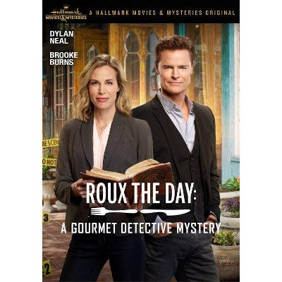 Roux The Day: A Gormet Detective Mystery (DVD)(2021)
