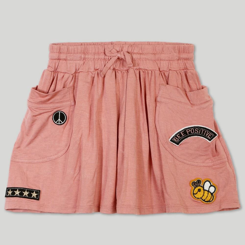 Image of Afton Street Toddler Girls' Skirt - Pink 18M, Girl's