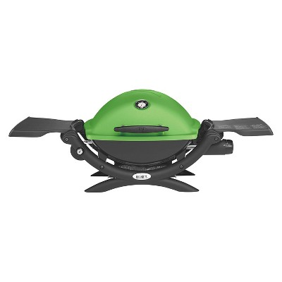 Weber® Q™ 1200™ LP Gas Grill- Green