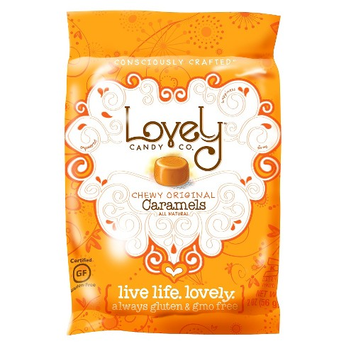 Lovely Candy Co. Chewy Original Caramels - 2oz - image 1 of 1