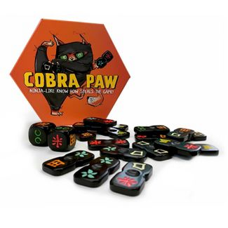 Cobra Paw Board Game
