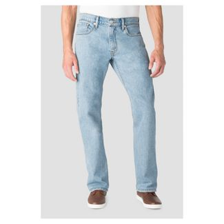 DENIZEN® from Levis® Mens 285 Relaxed Fit Jeans - Light Stonewash 38x34