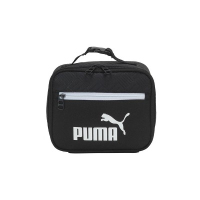 Puma Sideline Horizontal Lunch Sack - Black