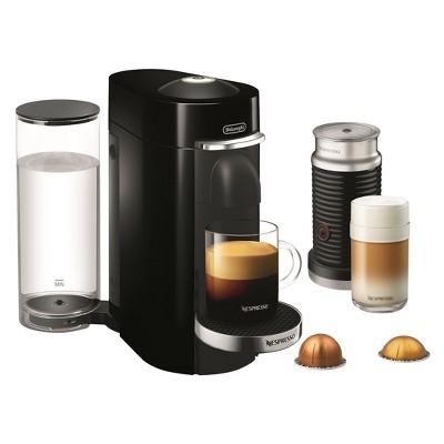 Nespresso Vertuo Plus Bundle Deluxe - Black