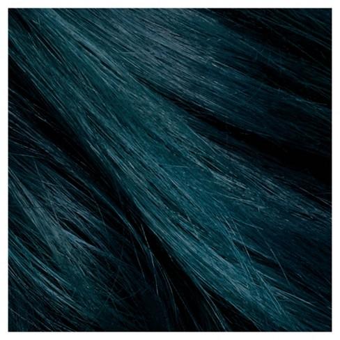 L Oreal Paris Colorista Semi Permanent For Brunette Hair Teal 4 Fl Oz Target