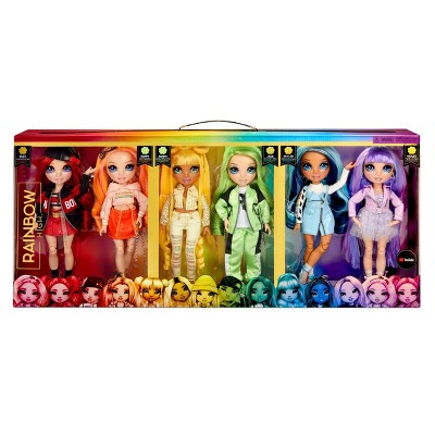 Rainbow High Collect Rainbow Fashion Doll