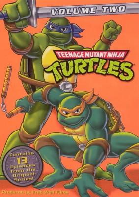 Teenage Mutant Ninja Turtles: Volume 2 (DVD)