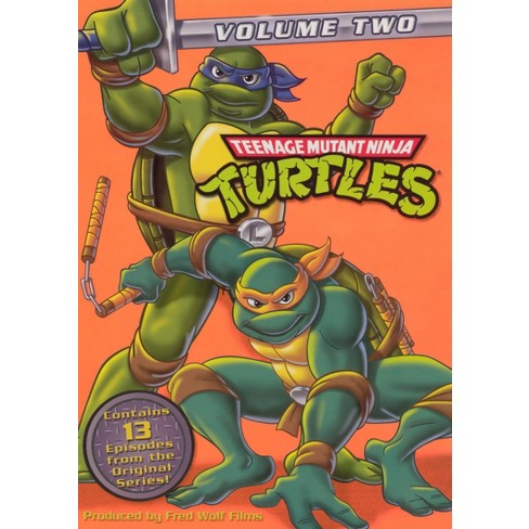 Teenage Mutant Ninja Turtles: Volume 2 (DVD) - image 1 of 1