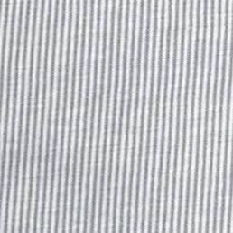 Stripe White & Grey