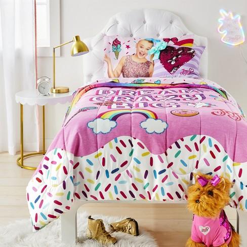 Jojo Siwa White Unicorn Throw Pillow Target