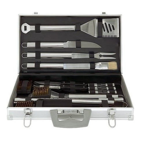 Platinum Prestige 30-pc. Grilling Set with Case - image 1 of 1