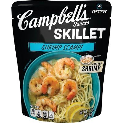 Campbell's Sauces Skillet Shrimp Scampi 11oz