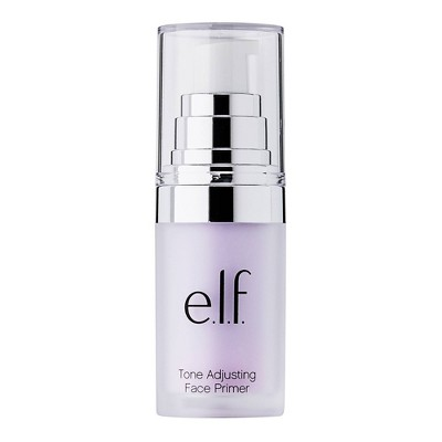 e.l.f. Brightening Lavender Face Primer - Small - .47 fl oz