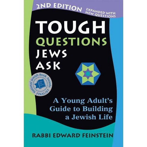 Tough Questions Jews Ask 2/E - 2 Edition by  Edward Feinstein (Paperback) - image 1 of 1