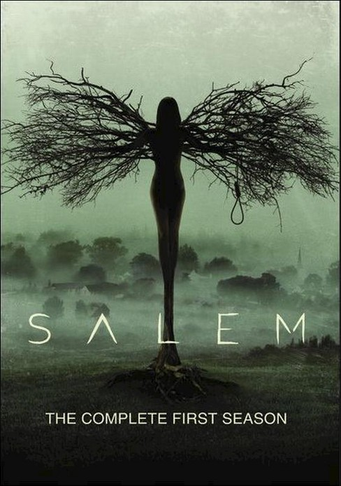 Salem:Season 1 (DVD) - image 1 of 1