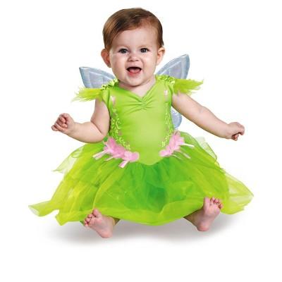 Disney Fairies Tinker Bell Deluxe Infant Costume