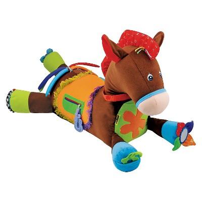 Melissa & Doug® Giddy-Up and Play Baby Activity Toy - Multi-Sensory Horse