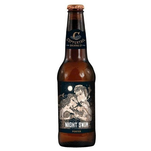 Coppertail Night Swim Ale - 6pk/12 fl oz Bottles - image 1 of 1