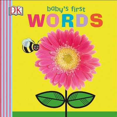 Baby's First Words - (Baby's First Board Books)(Board Book)