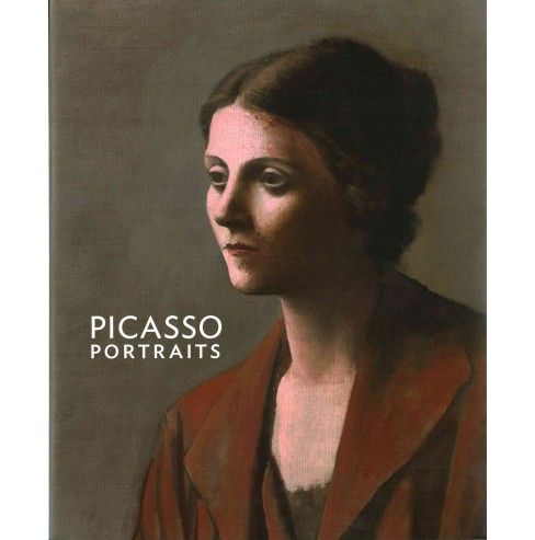 Picasso Portraits (Hardcover) (Elizabeth Cowling) - image 1 of 1