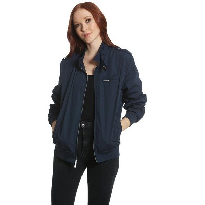 Members Only Women's Classic Iconic Racer Jacket