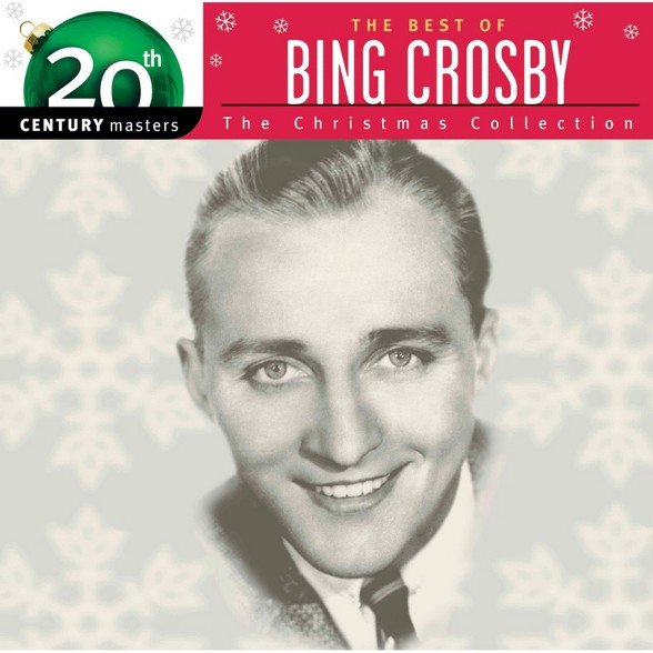 Bing Crosby Christmas.Bing Crosby 20th Century Masters The Christmas Collection The Best Of Bing Crosby Cd