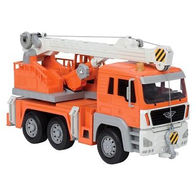 DRIVEN – Toy Crane Truck – Standard Series