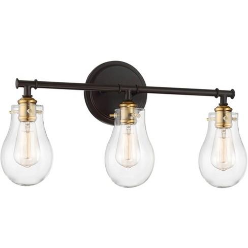 Possini Euro Design Vintage Industrial, Possini Bathroom Lighting