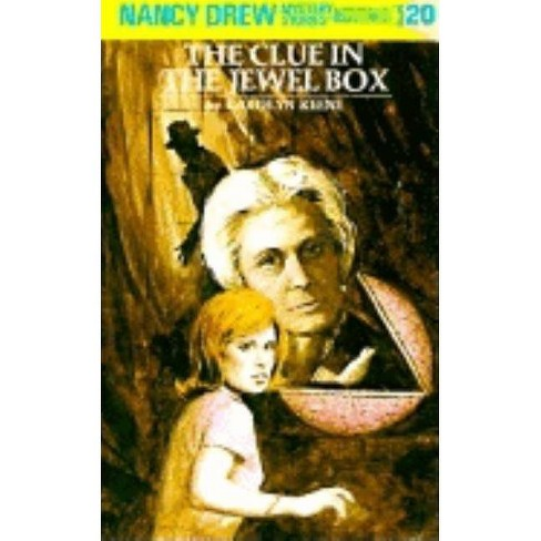 Nancy Drew 20: The Clue in the Jewel Box - by  Carolyn Keene (Hardcover) - image 1 of 1