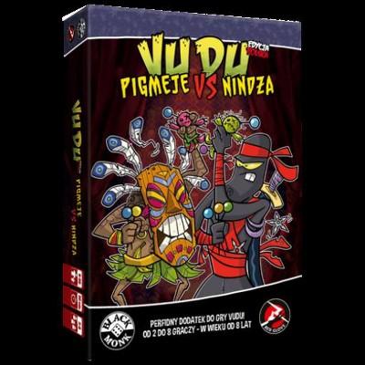 VooDoo - Ninja vs Pigmei Expansion Board Game
