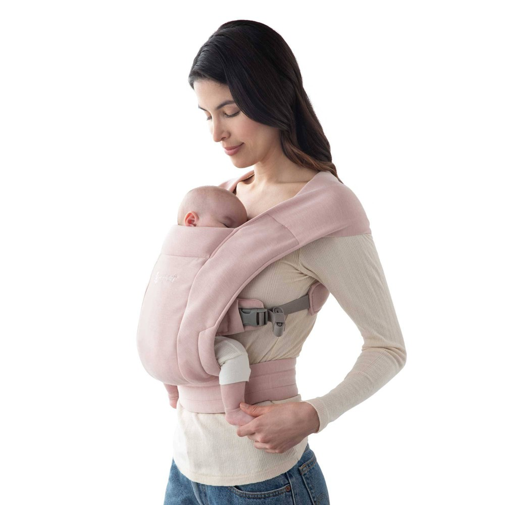 Ergobaby Embrace Baby Carrier Blush Pink