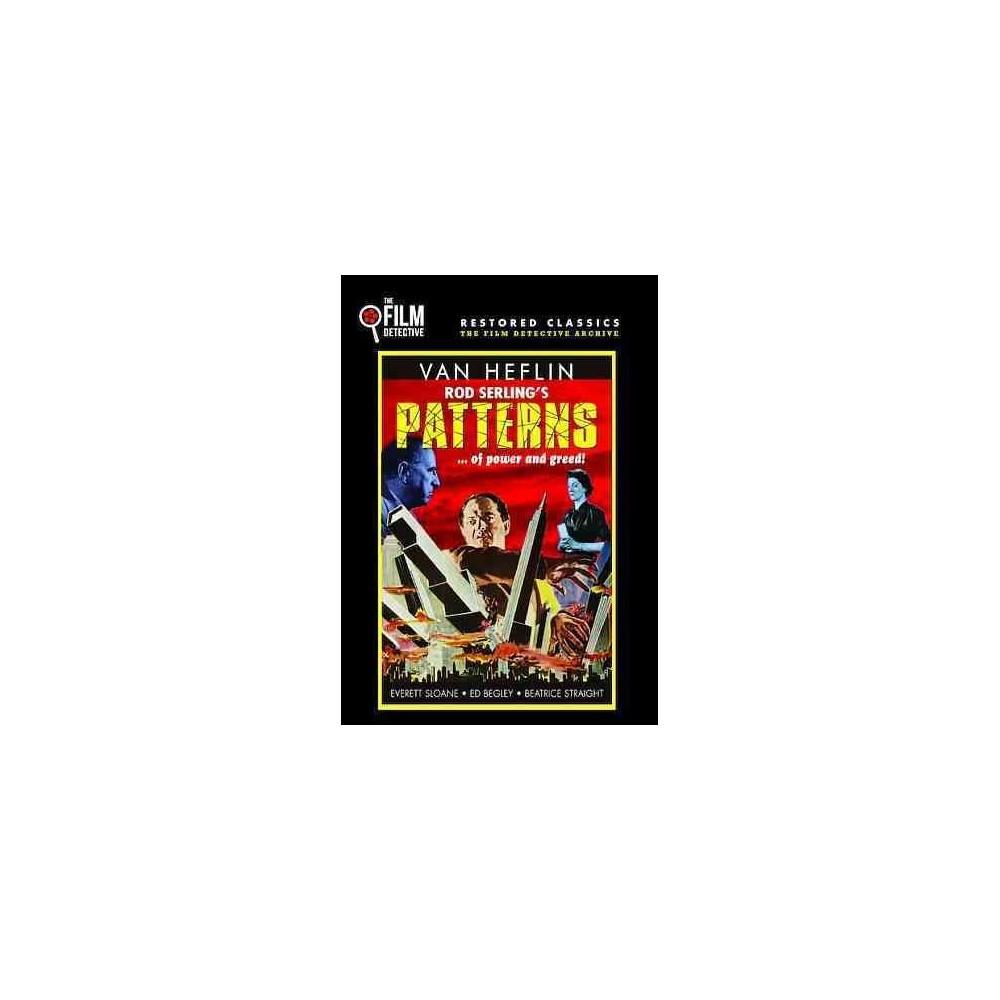Patterns (Dvd), Movies