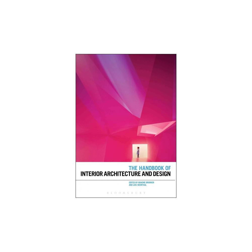 Handbook of Interior Architecture and Design (Reprint) (Paperback)