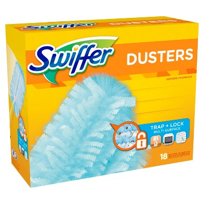 Swiffer 180 Dusters Multi Surface Refills Unscented Scent - 18ct