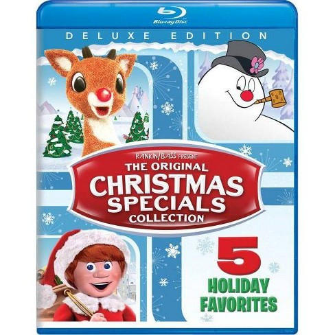 The Original Christmas Specials Collection (Blu-ray) - image 1 of 1