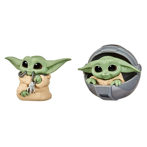 Star Wars The Bounty Collection Series 2 The Child Toys Child Pram, Mandalorian Necklace 2-Figure Pack - image 1 of 2