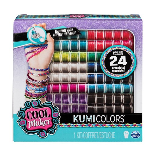 Cool Maker KumiColors Jewels & Cools Fashion Pack image number null