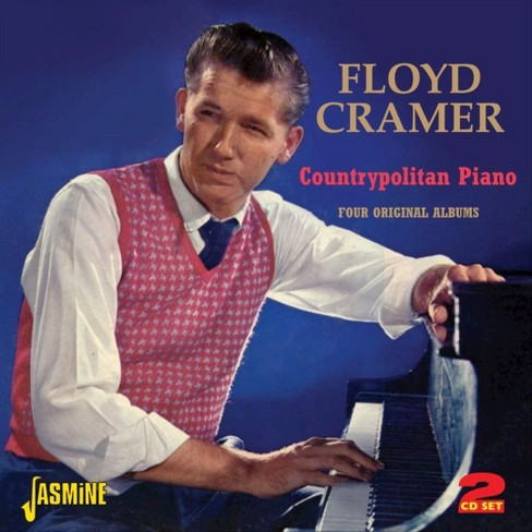 Floyd cramer - Countrypolitan piano/First 4 lp's (CD) - image 1 of 1