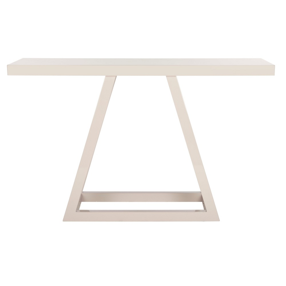 Sutton Console Table - Natural - Safavieh