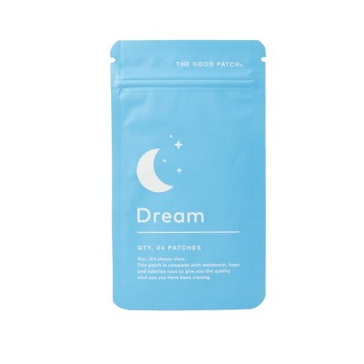The Good Patch by La Mend Plant Based Dream Sleep Aids Patch - 6oz/4ct