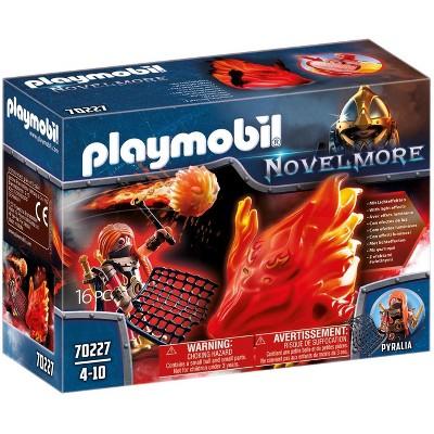 Playmobil Burnham Raiders Spirit of Fire