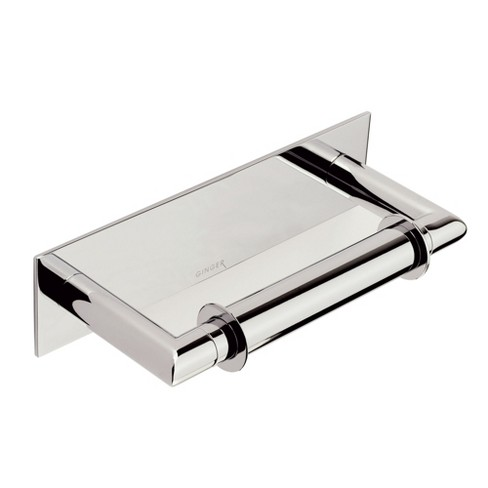 Ginger 2808 Surface Double Post Toilet Paper Holder - image 1 of 1