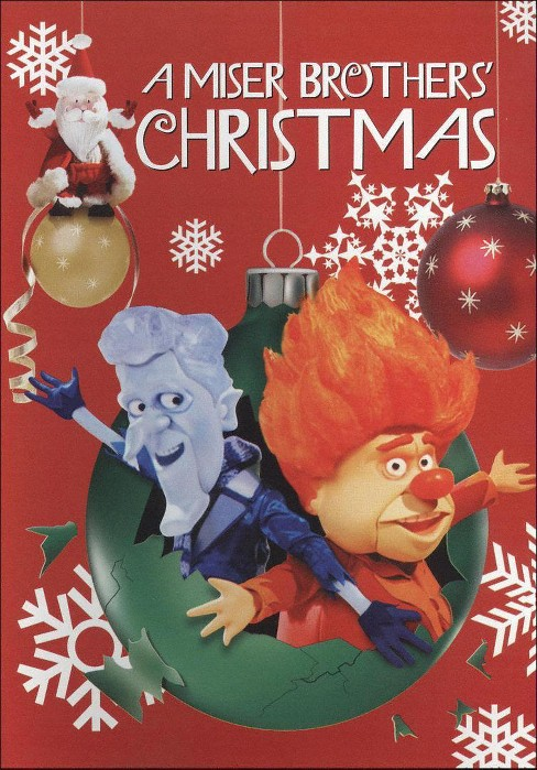 A Miser Brothers' Christmas (Deluxe Edition) (dvd_video) - image 1 of 1