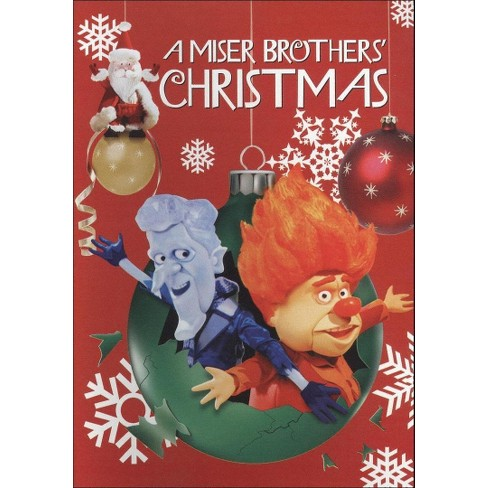A Miser Brothers Christmas Deluxe Edition Dvd Video Target
