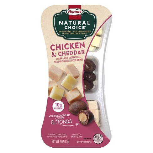 Hormel Natural Choice Chicken/Cheese/Almond 2oz - image 1 of 1